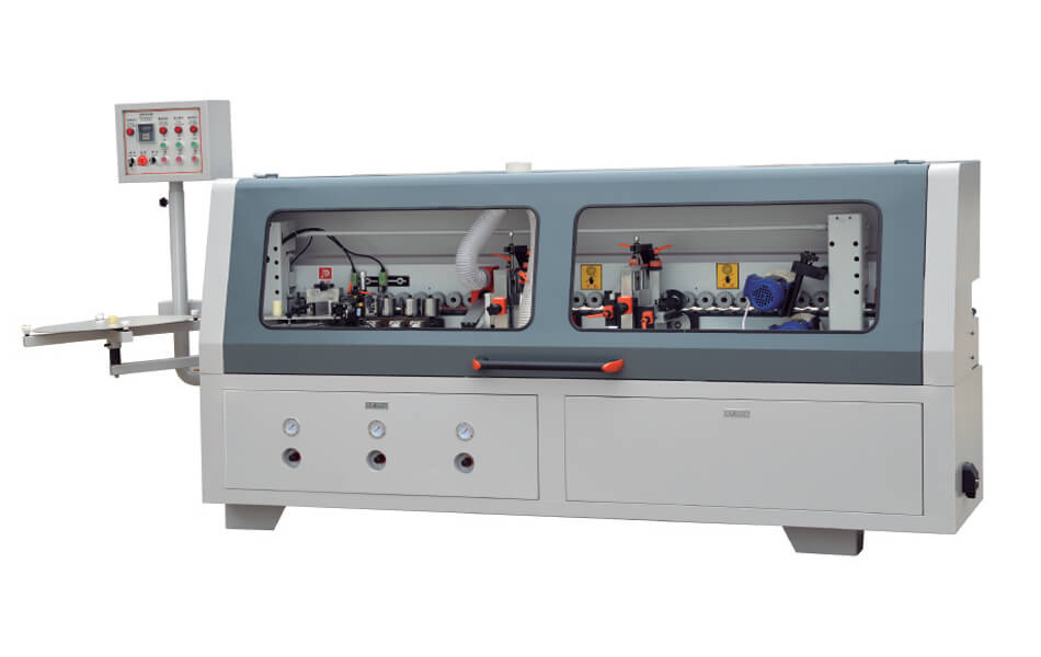 VKF-001 Semi-automatic edge banding machine