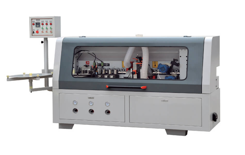 VKF-001B semi-auto edge banding machine price