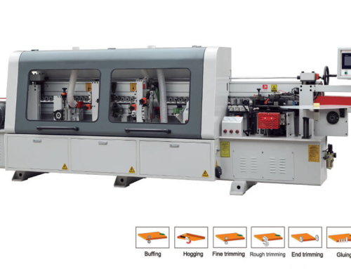 VKF-106 Automatic edge banding machine