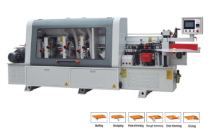 VKF-105 Automatic edge banding machine with good price