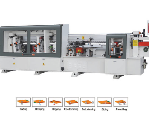 VKF-107 Auto edge banding machine