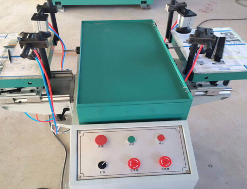 Double end mortising  machine